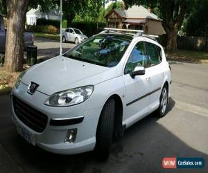 Classic 2006 Peugeot 407 diesel wagon for Sale