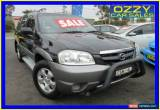 Classic 2005 Mazda Tribute Classic Black Automatic 4sp A Wagon for Sale