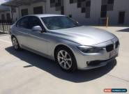 2012 BMW 320D F30 DIESEL 62000KM for Sale