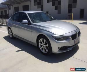Classic 2012 BMW 320D F30 DIESEL 62000KM for Sale