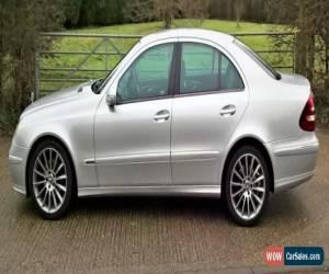 Classic Mercedes E320 Cdi Avantgarde - Full MOT - Recent Service for Sale