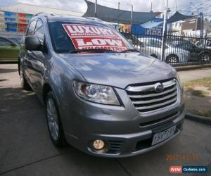 Classic 2011 Subaru Tribeca MY12 3.6R Premium (7 Seat) Silver Automatic 5sp A Wagon for Sale