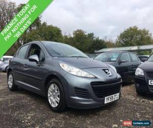 Classic 2010 59 PEUGEOT 207 1.4 S 8V 5DR 73 BHP for Sale