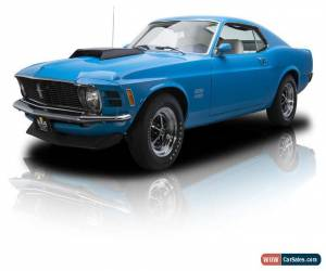 Classic 1970 Ford Mustang Boss 429 for Sale