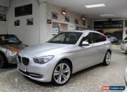 BMW 5 SERIES 530D SE GRAN TURISMO Silver Auto Diesel, 2009  for Sale