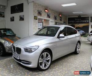 Classic BMW 5 SERIES 530D SE GRAN TURISMO Silver Auto Diesel, 2009  for Sale