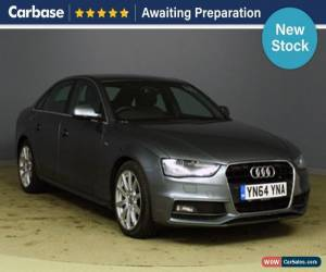 Classic 2014 AUDI A4 2.0 TDI 150 S Line 4dr for Sale