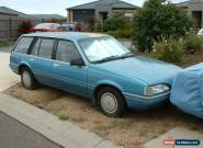 1987 Holden JE Camira 1.8 Litre Wagon for Sale