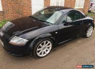 audi tt 225 spares or repair hpi clear runs and drives for Sale
