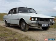 P6 Rover 2000TC 1971 for Sale