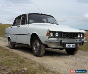 Classic P6 Rover 2000TC 1971 for Sale