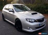 2009 SUBARU IMPREZA RC 2.0 BOXER DIESEL 6 SPEED MANUAL AWD NOT WRX OR STI for Sale