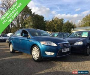 Classic 2007 07 FORD MONDEO 2.0 TDCI GHIA 5D 140 BHP DIESEL for Sale