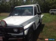 Toyota Landcruiser DI Turbo ute for Sale