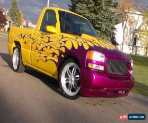 Classic GMC : Other CUSTOM SHORT BOX ONE OF A KIND SHOW TRUCK  for Sale