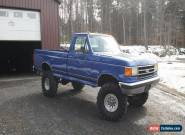 1991 Ford F-150 for Sale