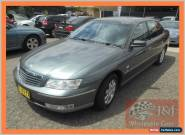 2004 Holden Statesman WK V8 Grey Automatic 4sp A Sedan for Sale