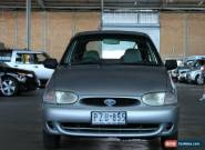 Ford Festiva Trio S (2000) 3D Hatchback Manual (1.5L - Multi Point F/INJ) Seats for Sale