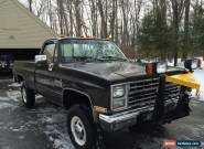 1986 Chevrolet Other Pickups for Sale