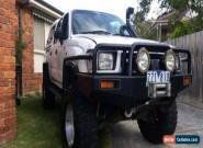 Toyota Hilux (4x4) (1997) Diesel Dual Cab for Sale