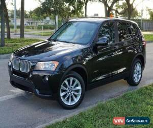 Classic 2013 BMW X3 CLEAN TITLE for Sale