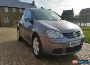 2004 VOLKSWAGEN GOLF TDI SPORT GREY NO RESERVE!!!! for Sale