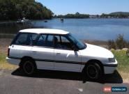 Subaru Liberty GX (1992) 4D Wagon Automatic (2.2L - Multi Point F/INJ) Seats for Sale