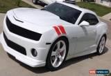 Classic 2010 Chevrolet Camaro for Sale