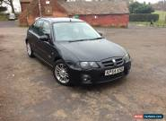 Mg ZR +120 for Sale