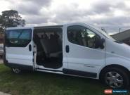 2012 - Renault trafic for Sale