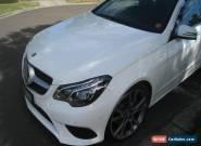 2014 - Mercedesbenz - E250 for Sale
