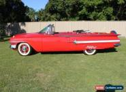 1960 - Chevrolet Impala for Sale