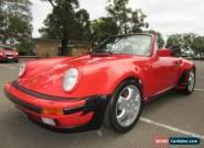1985 - Porsche 911 for Sale