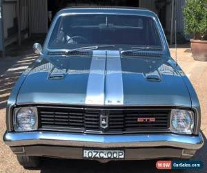 Classic HT Holden Monaro GTS Tribute 1970 coupe for Sale