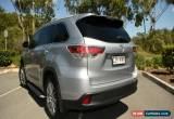 Classic 2015 - Toyota - Kluger - 42000 KM for Sale