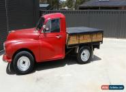 Morris Minor 1962 Utility for Sale