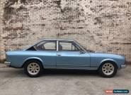 1975 FIAT 124 CC manual coupe suit alfa spider corolla datsun GREAT CONDITION  for Sale