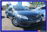 Classic 2007 Toyota Corolla ZRE152R Ascent Blue Automatic 4sp A Sedan for Sale