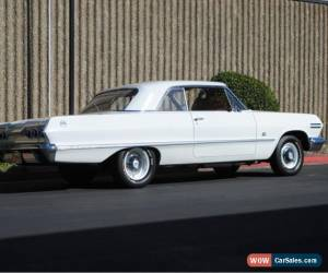 Classic 1963 - Chevrolet Impala for Sale