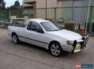 FORD BF UTE , 2006 , BIG BULL BAR, CB RADIO, READY FOR WORK OR PLAY !! for Sale