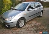 Classic Ford Focus 1.6 LX petrol 5 door 2005 for Sale