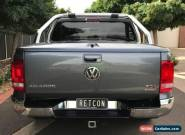 2014 Volkswagen Amarok TDI400 Highline 2H Manual 4 for Sale