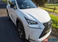 2016 - Lexus - Nx for Sale