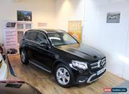 MERCEDES GLC CLASS GLC 220 D 4MATIC SPORT PREMIUM Black Auto Diesel, 2016  for Sale