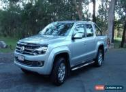 2015 - Volkswagen - Amarok for Sale