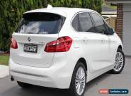 2016 BMW 218d Luxury Line F45 Auto for Sale