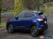 2015 Nissan QASHQAI Ti J11 Auto for Sale