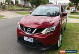 Classic 2014 Nissan QASHQAI ST J11 Auto for Sale