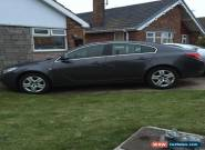 2009 VAUXHALL INSIGNIA EXCLUSIV 130CDTI GREY for Sale