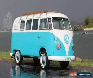 Classic 1964 Volkswagen Kombi Transporter Kombi Type 1 Man for Sale